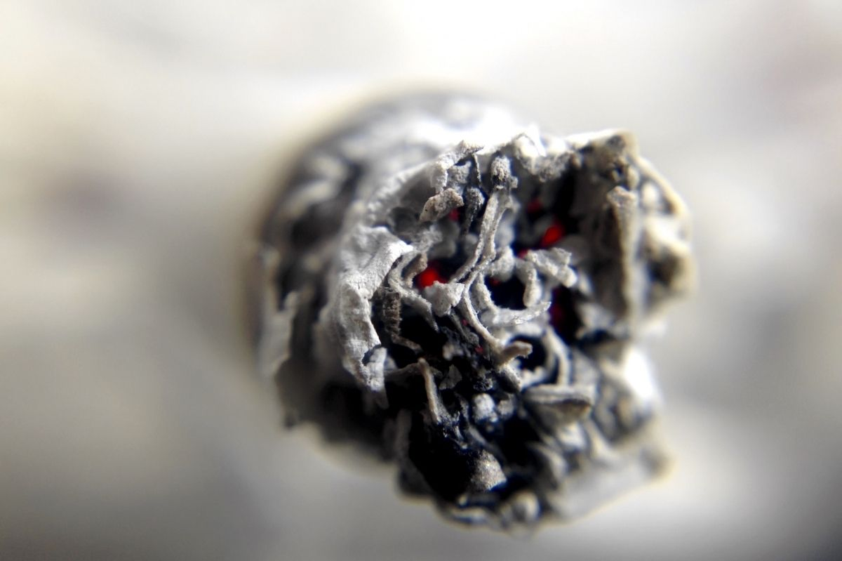 Smoking is a risk factor for OSA